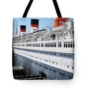 Rms Queen Mary Tote Bag