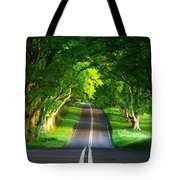 Road Pictures Tote Bag
