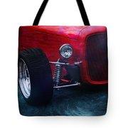 Road Rod  Tote Bag