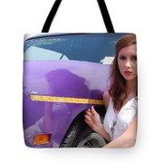 Road Runner Reflections Tote Bag