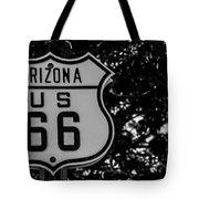 Road Sign 2 Tote Bag