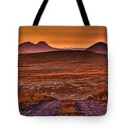 Road To Edna Valley Tote Bag