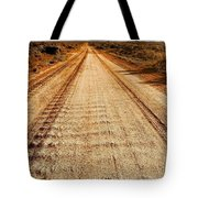 Road To Everywhere Tote Bag
