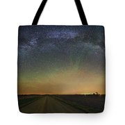 Road To Nowhere   Air Glow Tote Bag
