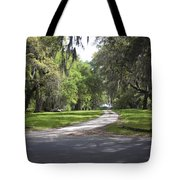 Road To Ruins Tote Bag
