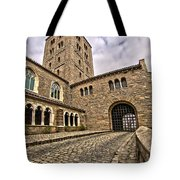 Road To The Gatehouse - In Color Tote Bag