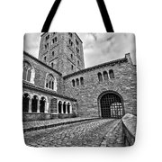 Road To The Gatehouse Tote Bag