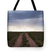 Road To The Rain Tote Bag