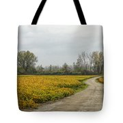 Road To The River Tote Bag