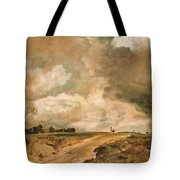 Road To The Spaniards. Hampstead Tote Bag
