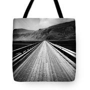 Road To Vik Tote Bag