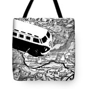 Road Trip - Woodstock Tote Bag