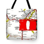 Road Trip - The Mother Road Tote Bag