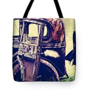 Road Xox Tote Bag