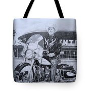 Roadking Of Vegas Tote Bag