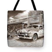 Roadside Antiques Tote Bag