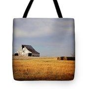 Roadside Barn Tote Bag