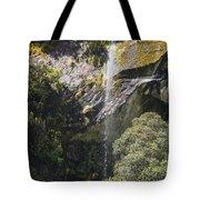 Roadside Falls Tote Bag