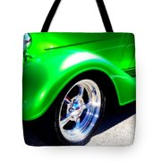 Roadster Wheels Tote Bag