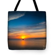 Roanoke Dawn Tote Bag