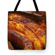 Roasted Pumpkin Tote Bag