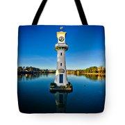 Roath Park Evening Tote Bag