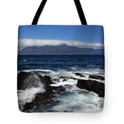 Robben Island View Tote Bag