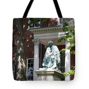 Robert Brooke Taney Statue - Maryland State House  Tote Bag