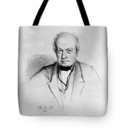 Robert Brown Tote Bag