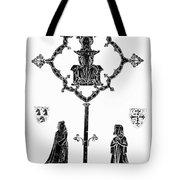 Robert De Paris And Widow Tote Bag