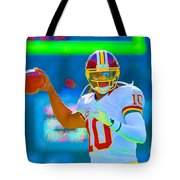 Robert Griffin IIi   Rg 3 Tote Bag