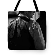 Robert Mitchum Young Billy Young Set Old Tucson Arizona  Tote Bag