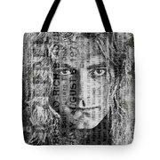 Robert Plant - Led Zeppelin Tote Bag