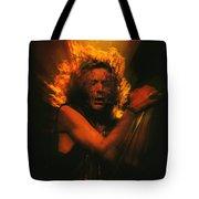 Robert Plant Led Zeppelin Tote Bag