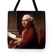 Robert Wood (c1717-1771) Tote Bag