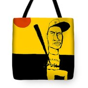 Roberto Clemente Pittsburgh Pirates Tote Bag