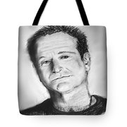 Robin Williams 2 Tote Bag