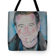 Robin Williams Tote Bag