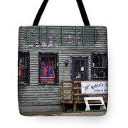 Robin's Nest Store In Autumn Michigan Usa Tote Bag