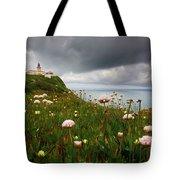 Roca Lighthouse Tote Bag
