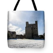 Rochester Castle Tote Bag