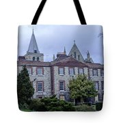 Rochester Cathedral Cafe Tote Bag