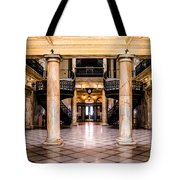 Rochester City Hall Main Hall Tote Bag