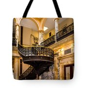 Rochester City Hall Stairs Tote Bag