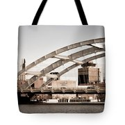 Rochester Over The River Tote Bag