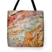 Rock Abstract #2 Tote Bag