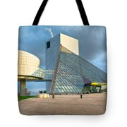 Rock And Roll Is Here To Stay Tote Bag