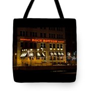 Rock Bottom - Milwaukee  Tote Bag