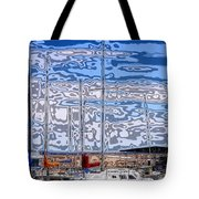 Rock Canyon Tote Bag