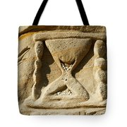 Rock Carvings Between Fillmore Tote Bag